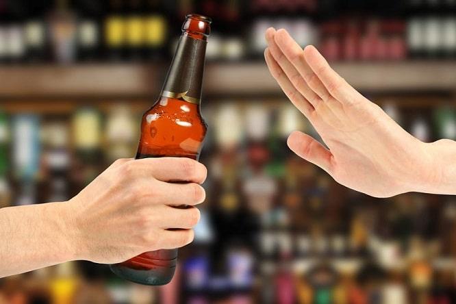 Xuất tinh sớm - Hãy từ bỏ chất kích thích nói không với rượu bia