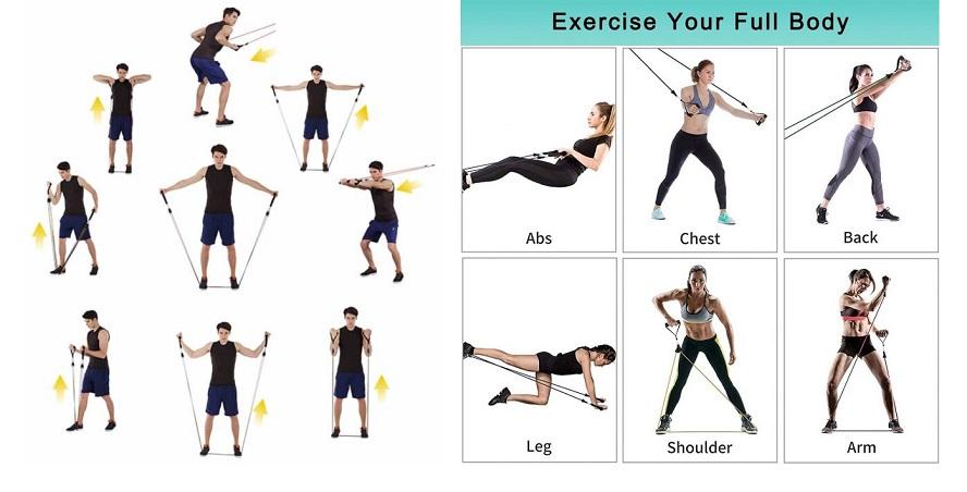 Tập Cardio hiệu quả có cần tập thêm bài tập kháng lực