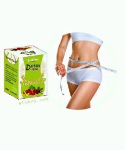Detox Now - Giảm cân tan mỡ