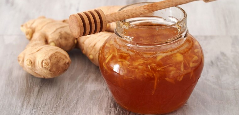 Cách giảm mỡ bụng - mật ong và gùng