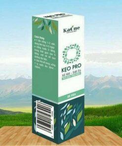 Kẹo Pro giảm mỡ siết eo - Xổ mỡ hiệu quả