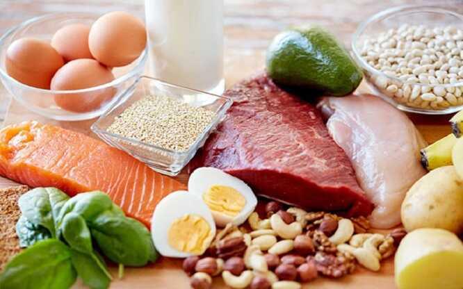 Bí quyết giảm cân hiệu quả - Thực phẩm giàu protein